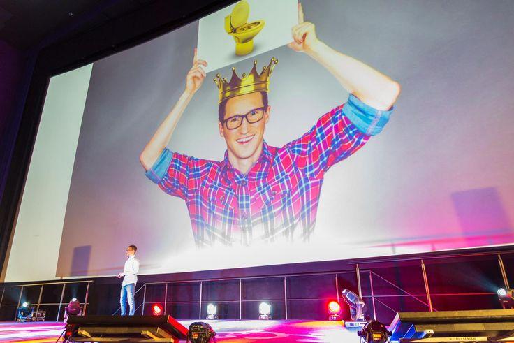 Zgrywalizowana konferencja ➜ I LOVE Marketing