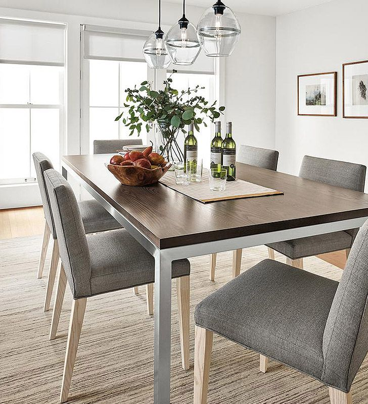 Casual Dining Chairs To Transform Any Size Space Kitchen TablesModern