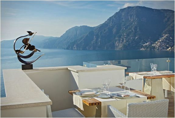 Amalfi Coast in Italy is a magical place, Casa Angelina is a timeless, elegant and stylish Hotel perched on a seaside road above the azure tranquility of the Mediterranean.