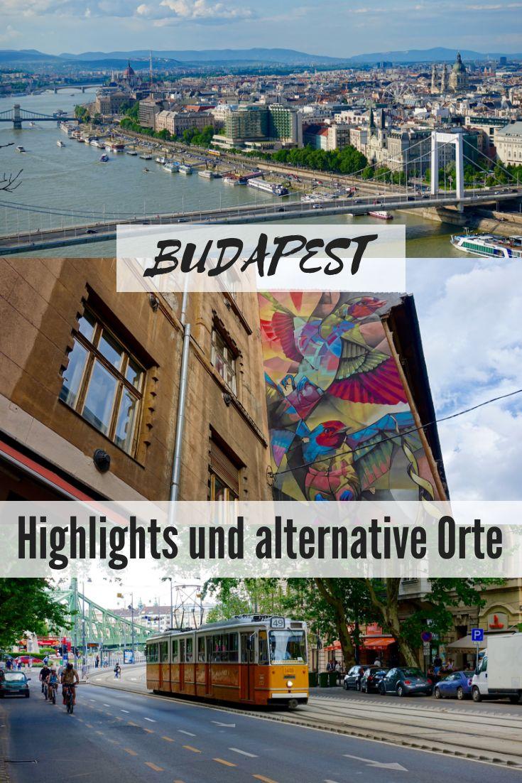 City trip à Budapest – faits saillants et culture alternative
