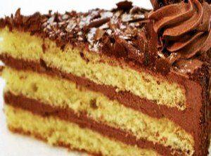 ΤΟΥΡΤΑ ΣΟΚΟΛΑΤΑΣ ΜΕ ΠΑΝΤΕΣΠΑΝΙ ΑΜΥΓΔΑΛΟ-ΦΟΥΝΤΟΥΚΙ Μια τούρτα στο άψε σβήσε