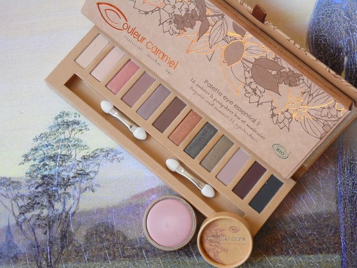 Couleur Caramel - Maquillage Bio