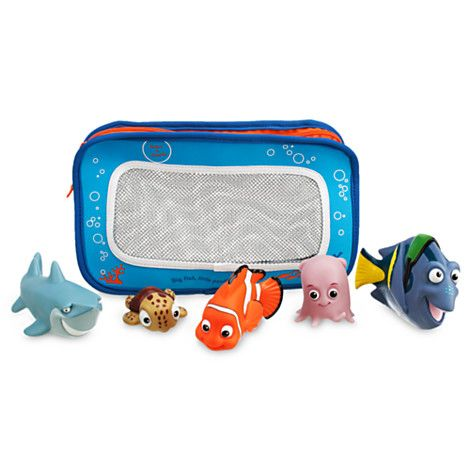 Finding Nemo Bath Toys for Baby | Disney Store