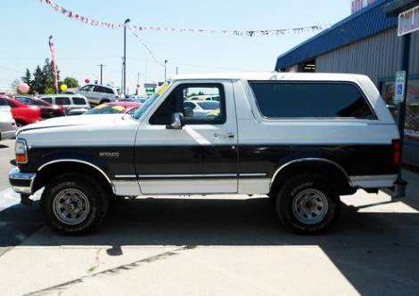 Cheap car for sale: used Ford Bronco in Spokane, Washington $1,595