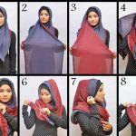 model-hijab-kombinasi-2-warna_tutorial-memakai-hijab-jilbab