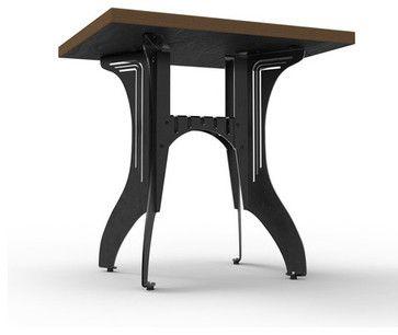 Titus Bistro Table by Marco Pecota/Pekota Design industrial-indoor-pub-and-bistro-sets