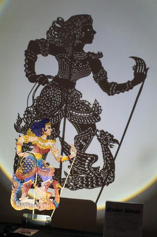 Malaysian culture: Fusion wayang kulit puppets invade the world of superheroes and 'Star Wars' - Nikkei Asian Review