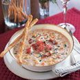 Corn and Lobster Chowder: Christmas Dinners, Chowder Recipe, New England, Food, Chowders, Lobsters, Corn Chowder, Soup