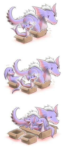 Monster hunter cute :3