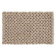 Buy John Lewis Coastal Braid Doormat Online at johnlewis.com