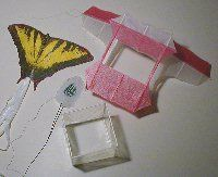 Miniature Kite Designs    Gallery of Pictures of Miniature Kites