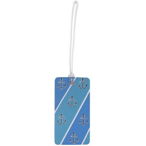 Lewis N Clark Fashion Luggage Tag Nautical  7483 -- Want to know more, click on the image. Note:It is Affiliate Link to Amazon.