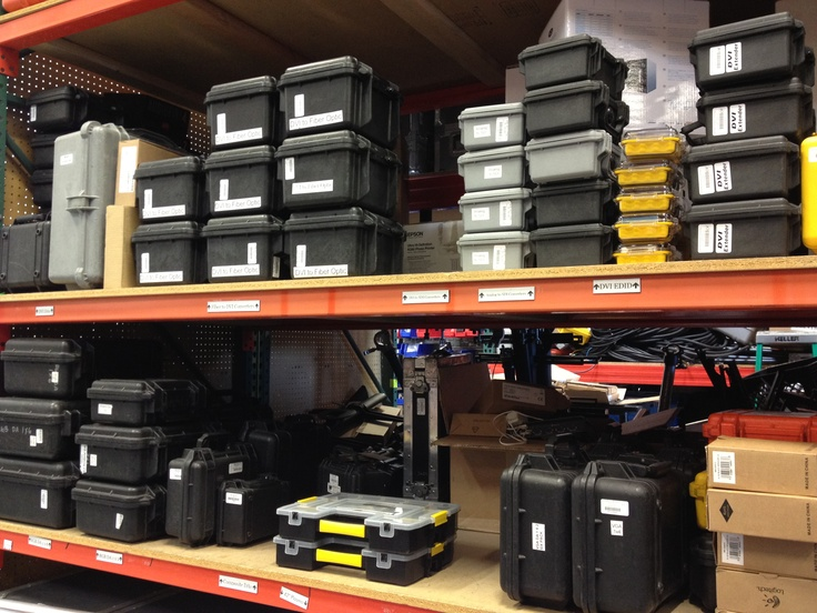 Not only are we an authorized reseller of Pelican cases but we are an avid user!  We love @Pelican Products cases!