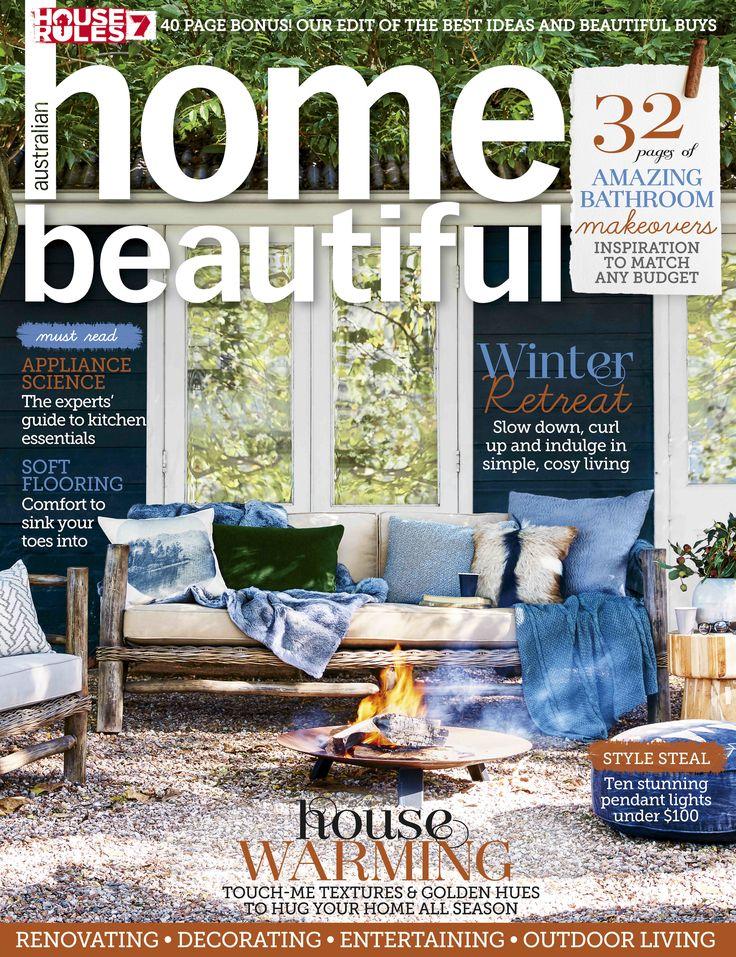 Home Beautiful July 2015