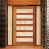Pivot Entry Door