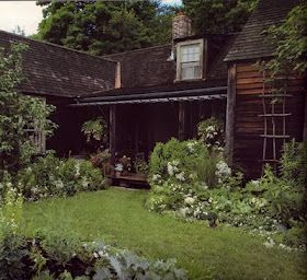 In 1971 Tasha found a nice-sized piece of property for sale adjoining Seth's property in Vermont. It was just what she was looking for and Seth built the house and barns according to her plans.
