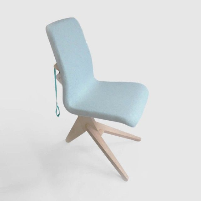 Hybrid Chair by Studio Lorier on Qrator.com!
