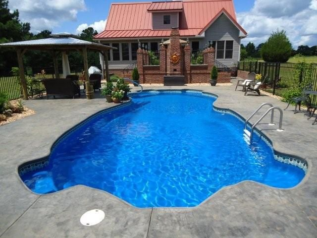 45 best Fiberglass Swimming Pools images on Pinterest Best suits