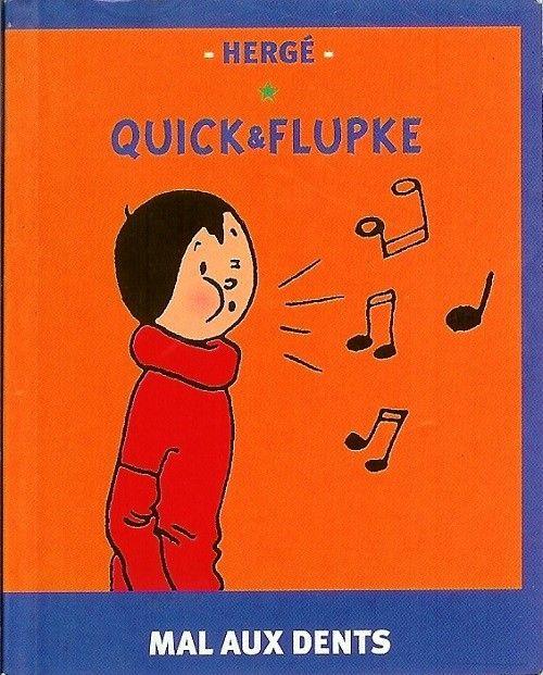 Quick et Flupke -6- (Casterman, Mini-récits)- Mal aux dents