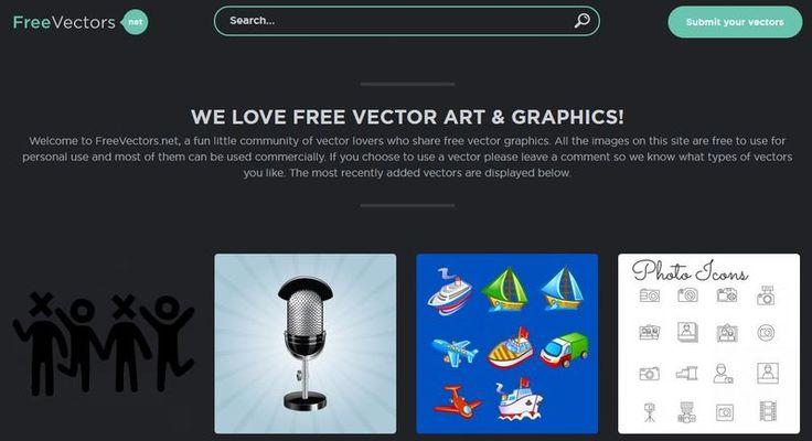 Páginas con Vectores gratis - FreeVectors