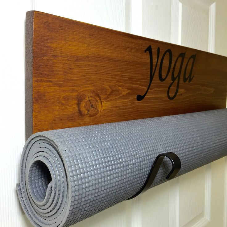 Yoga Room Colors 97 best yoga wall mountable mat holders images on pinterest | yoga