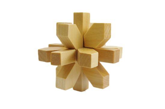 Fa kirakó (Csillag) - CsakKütyük Webáruház