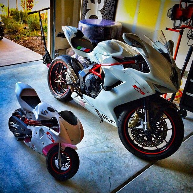 sportbikeaddicts's photo on Instagram.......Like Father..Like Son..☺