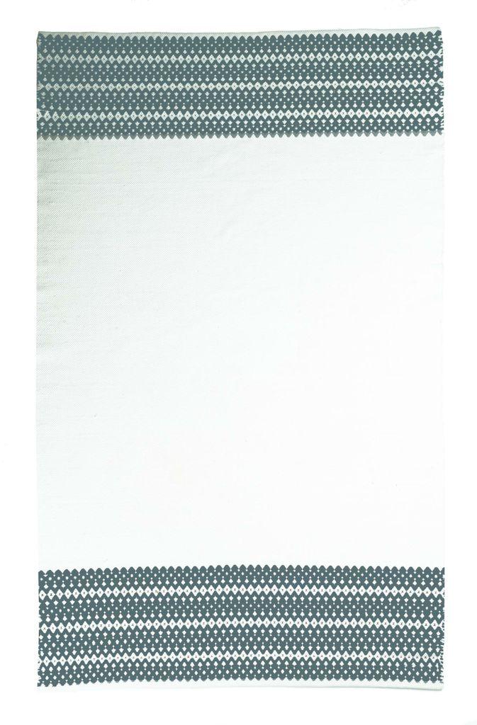 """Harlekiini""  /Handmade carpet /100% cotton 140x200 cm 289 €"