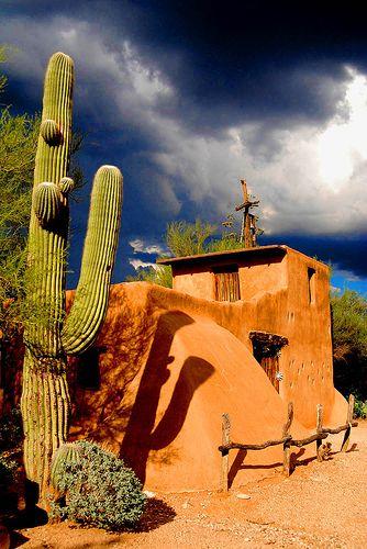 De Grazia Chapel,Tucson AZ @place_ok www.placeok.com