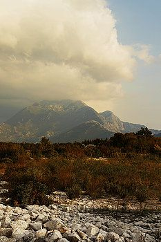 Spectacular view of mountains of Croatia by George Westermak#George Westermak#FineArtPrints#landscape