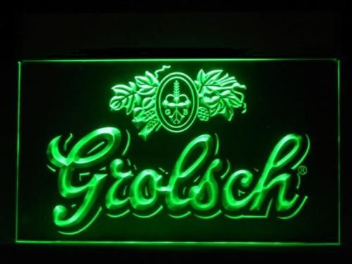 #J468g #grolsch beer bar pub neon #light sign new,  View more on the LINK: 	http://www.zeppy.io/product/gb/2/272331309794/