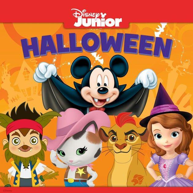 Pin By Jennifer Sucre On Disney Jr Disney Junior Disney Halloween