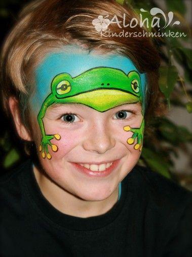 Kinderschminken Motive Fr Ihre Kinderparty Malowanie Twarzy