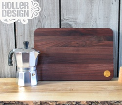 HollerDesign cheese boards - made in Lascassas, TN