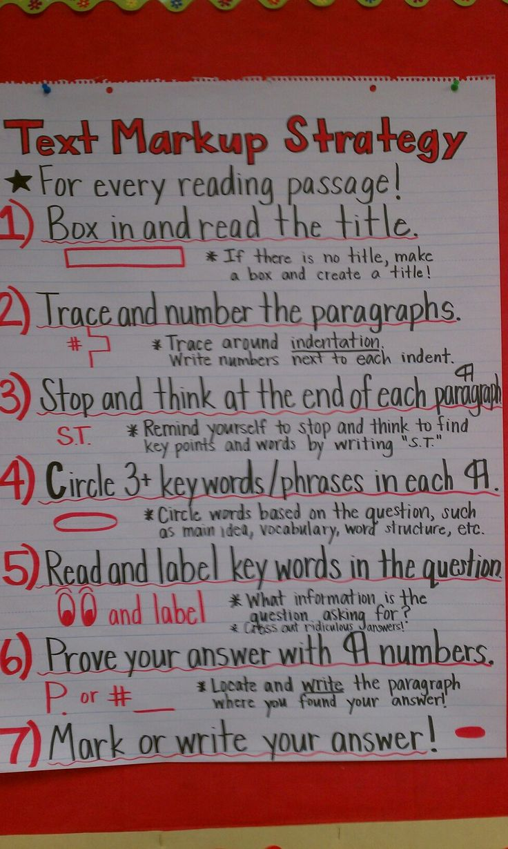 "A Ruby Payne strategy - it works!  Pinner says, ""My kiddos' comprehension is rockin' right now! :)"""
