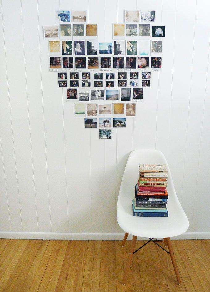 25+ best ideas about Polaroid display on Pinterest | Hanging polaroids, Polaroid ideas and Polaroid pictures display