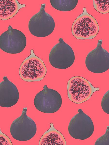 Fig pattern by Georgiana Paraschiv
