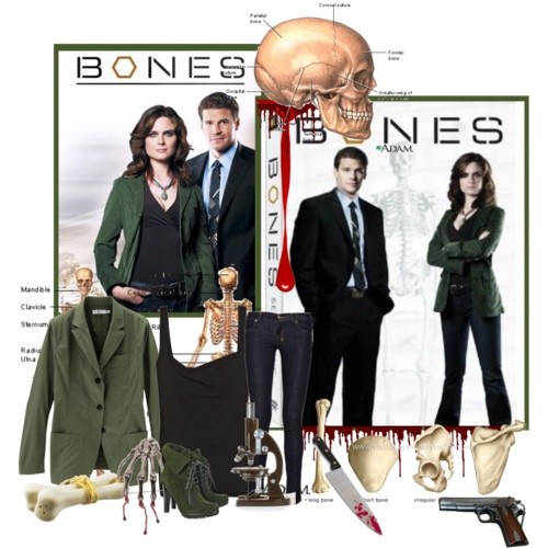 """Dr. Temperance """"Bones"""" Brennan Bones is an American crime drama television series that premiered on the Fox Network on September 13, 2005. The show is based on forensic anthropology and forensic archaeology, with each episode focusing on an FBI case file concerning the mystery behind human remains brought by FBI Special Agent Seeley Booth (David Boreanaz) to the forensic anthropologist Dr. Temperance """"Bones"""" Brennan (Emily Deschanel). The rest of the cast includes Michaela Conlin, T. J…"""