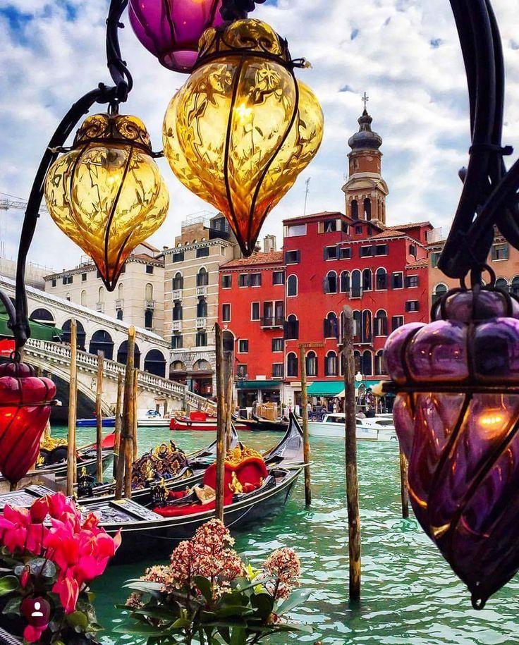 Things I Love Hope You'll Like It — Venice
