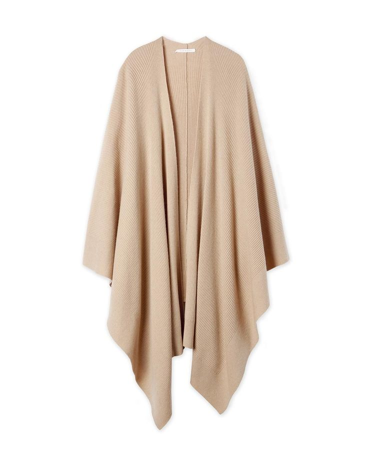 Ribbed Cape