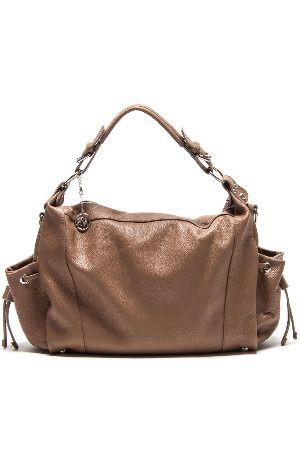 Roberta M  Amie Handbag in Stone