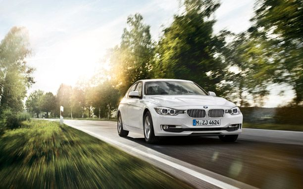 BMW 3 Series Sedan : Images