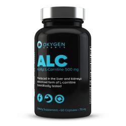 ALC Acetil L-carnitina 60 cápsulas