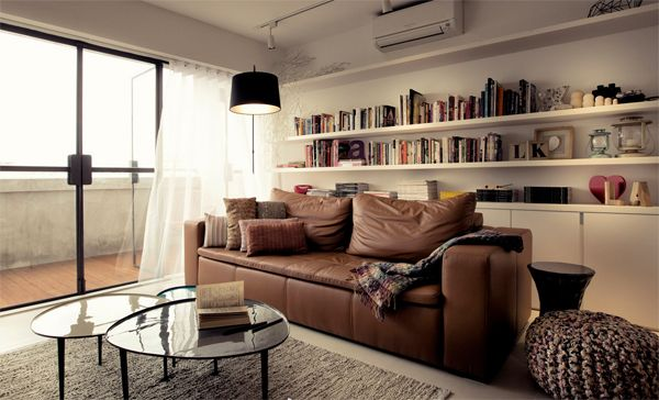 Arranging furniture in an open concept living room boconcept and boconcept sofa - Arranging furniture in small spaces concept ...