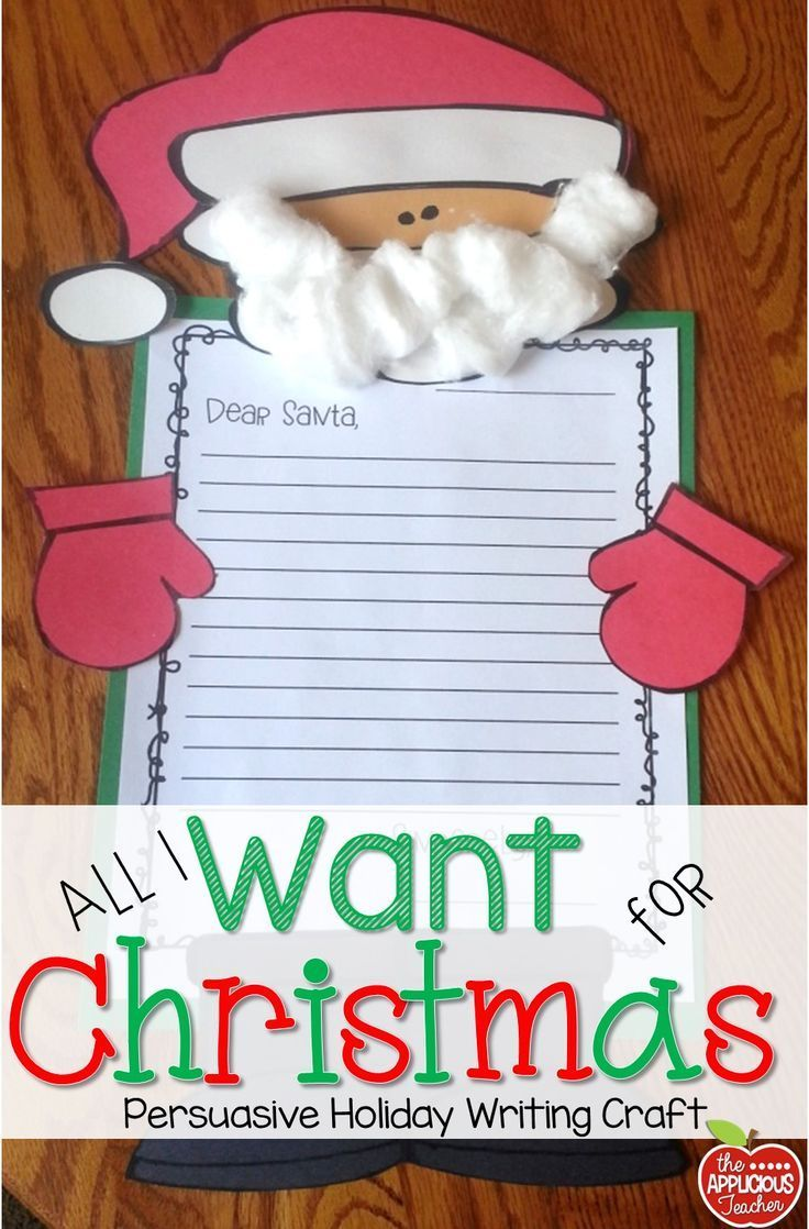 letter to santa essay Find information on christmas essays, essays on christmas, christmas day essays, christmas essay of course i no longer believe i santa claus.