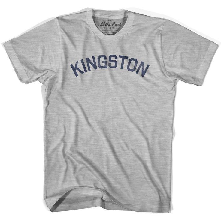 Kingston City Vintage T-shirt