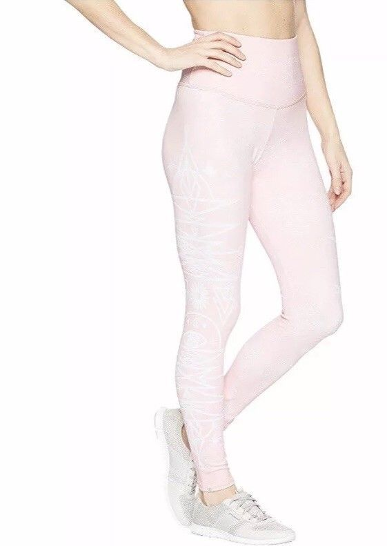 9cfe933310f0b NWT Onzie Bridal Pink High Rise Midi Legging Size XS #fashion #clothing  #shoes #accessories #womensclothing #activewear (ebay link)
