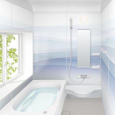 浴室リフォームNORITZユパティオ554,000円1216サイズ戸建て既存ユニットバス