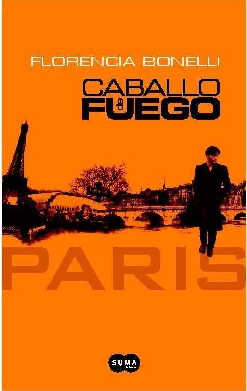 Caballo de fuego París portada original
