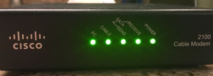 Cisco DPC2100 43.91 Mbps Cable Modem Fast Internet cable Scientific Atlanta 886395474 | eBay